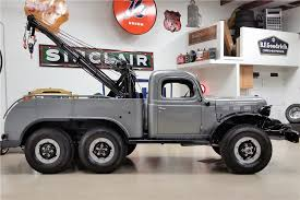 dodge tow truck 1950 dodge power wagon custom tow truck 199871