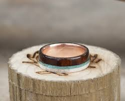 wood mens wedding bands wood antler rings staghead designs