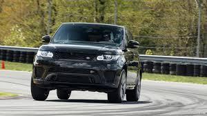black range rover wallpaper 2015 range rover sport svr us spec santorini black front hd