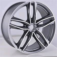 audi rs6 wheels 19 2017 19 audi rs6 alloy wheels x4 boxed 5x112 a4 a5 a6
