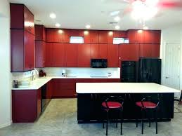 red and white kitchen designs red black and white kitchen plantbasedsolutions co