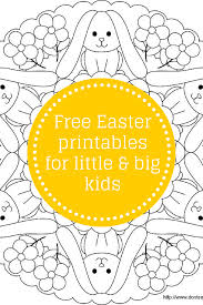 free easter printables for little and big kids giftgrapevine com au