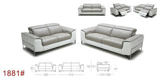 Contemporary Sofa Recliner Modern Sectional Recliner Leather Sofa Reclining Sofas Uk Canada