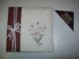 Holson Photo Album Holson Our Wedding White Photo Album Picture Book Holds 200 4x6