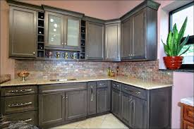 Should I Paint My Kitchen Cabinets White Kitchen Gray Stained Cabinets Brown Kitchen Cabinets Kitchen