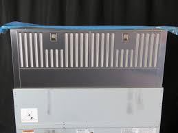 kitchenaid kxd4636yss 36 downdraft vent range hood with 600 cfm