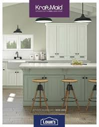 kraftmaid kitchen cabinet door styles kraftmaid kitchen guidebook lowe s