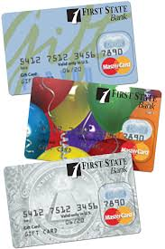 gift debit cards state bank convenience other services
