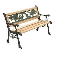 garden benches ebay