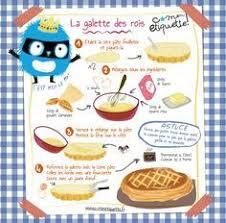 recette de cuisine pour enfants recette galette des rois découvrir atelier et enfants