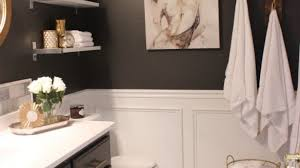 bathroom shelf decorating ideas glamorous guest bathroom decor ideas genwitch at decorating