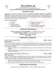 resume med surg nurse resume sample within experience resumes