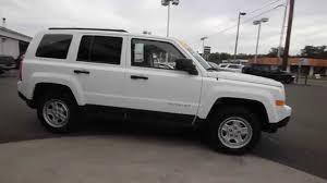 2014 jeep patriot sport fwd 2014 jeep patriot sport white ed886584 mt vernon skagit