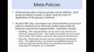 m6 policyclasses youtube