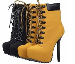 yellow boots s ankle yellow boots fashion and trend look