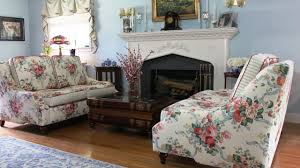 english cottage style living room home design
