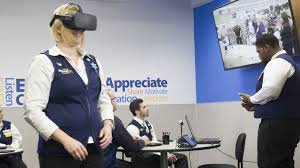 the limited black friday walmart is training employees with a black friday vr simulator