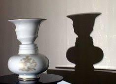 Vase Face Rubin U0027s Vase Illusion Developed By Danish Psychologist Edgar Rubin