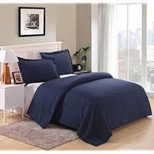 Pillow And Duvet Set Amazon Com Utopia Bedding 3 Piece Queen Duvet Cover Set With 2