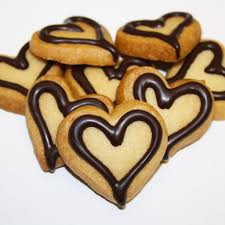 personalized cookie gifts heart shaped cookies super love cookies