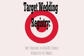 how to set up wedding registry how to set up a target wedding registry