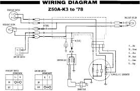 honda z50 wiring diagram honda wiring diagrams instruction