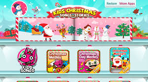 kids christmas songs stories android apps on google play