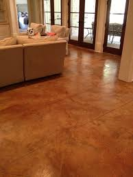 Basement Floor Stain by 54 Best Flooring Images On Pinterest Home Flooring Ideas And