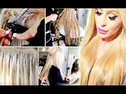 gg hair extensions my new hair extensions what after care more gigi