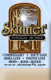 skinner funeral home cumberland cumberland wi