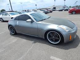 nissan coupe 2005 nissan 350z performance for sale used cars on buysellsearch