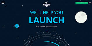 website designs space themed website designs designmodo