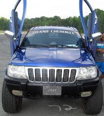 light blue jeep grand cherokee 2001 jeep grand cherokee on 28 u0027s bentchi wheels big rims