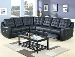 Leather Reclining Sofa With Console by 53 Valencia Bonded Leather Recliner Sofa Review Charming Evana