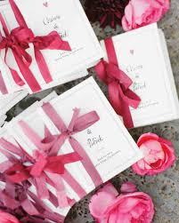 wedding invitation pouches corinne and patrick u0027s wine country wedding martha stewart weddings