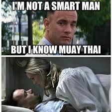 Muay Thai Memes - muay thai scholar on twitter girls love fighters fact http t