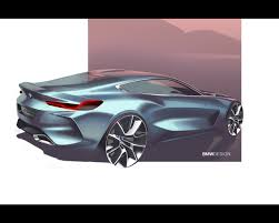 bmw supercar concept concept 8 series 2017