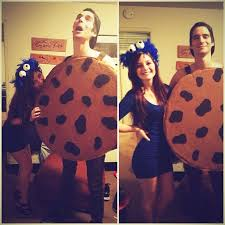 100 creative couples costume ideas cookie monster costumes and
