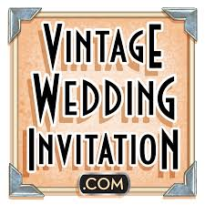 Vintage Wedding Invites Featured Associate Interview With Diane Dempsey From Vintage
