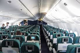 Boeing 777 Interior Transaero Moscow To Los Angeles And Back On A Pair Of Boeing 777s