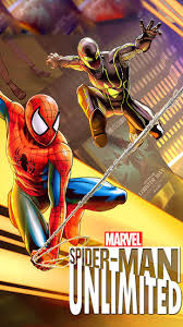spider man unlimited android apk game spider man unlimited free