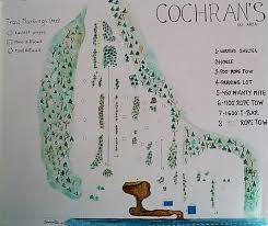 Colorado Ski Areas Map by Trail Map Cochran Ski Area