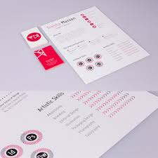 Best Looking Resume by 30 Outstanding Resume Designs You Wish You Thought Of Hongkiat