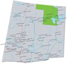 Northern Canada Map by Map Of Northern Alberta Canada You Can See A Map Of Many Places