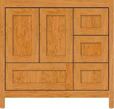 Strasser Simplicity Vanity Strasser Woodenworks Vanities
