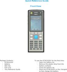 ct816x dect handset users manual user manual rtx hong kong ltd