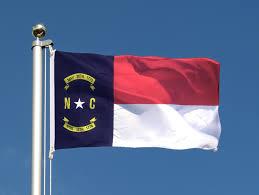 North Carolina Flag History North Carolina Flagge 60 X 90 Cm Flaggenplatz De