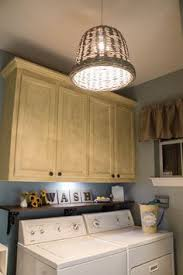 laundry room lighting options i want a shelf like this over my washer and dryer to keep stuff