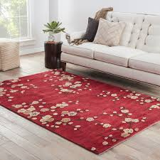 Red Area Rug by Red Floor Rugs Roselawnlutheran