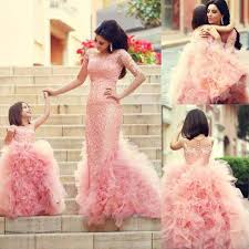 wholesale first communion dresses for girls 2016 ball gown blush